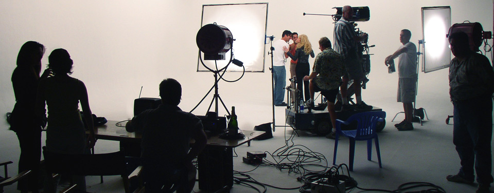 Training Video Production Studio Shoot