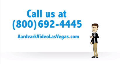 Las Vegas Video Production - Aardvark Video - Animated Demo