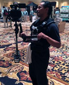 SteadiCam Video Las Vegas