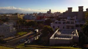 Old San Juan-Recording Continuing Medical Education Seminars